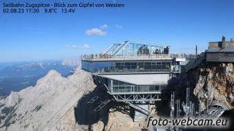 Zugspitze Lun. 17:45