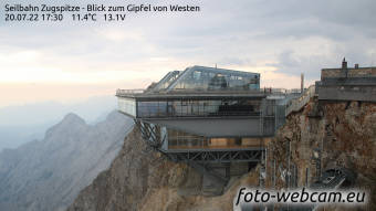 Zugspitze Mo. 17:45