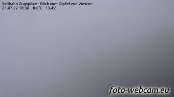 Zugspitze Lun. 18:45