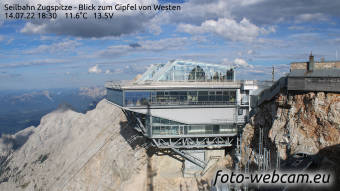 Zugspitze Mo. 18:45