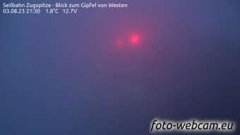 Zugspitze Mo. 21:45