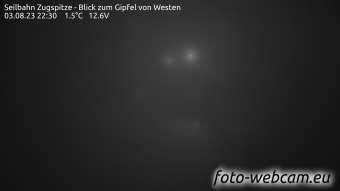 Zugspitze Lun. 22:45