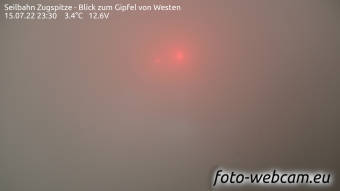 Zugspitze Lun. 23:45