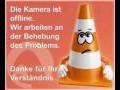 Webcam Brenner