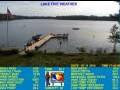 Webcam Clam Lake, Wisconsin