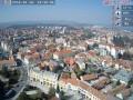 Webcam Veszprém: Blick auf Veszprém