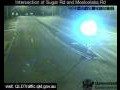 Webcam Alexandra Headland: Intersection of Sugar Road and Mooloolaba Road (North-East)