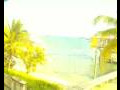 Webcam Guanaja: Sandy Bay in the Caribbean