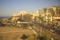 Strand von Torremolinos