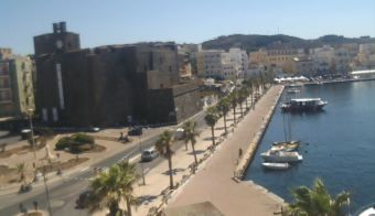 Webcam in Pantelleria, 98.6 mi away