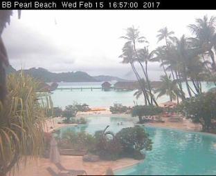 Webcam Bora Bora