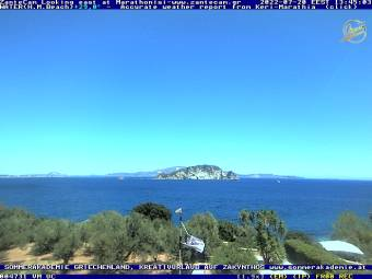 Webcam Zakynthos
