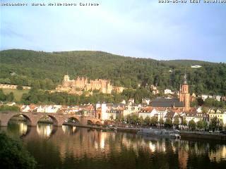 Webcam Heidelberg