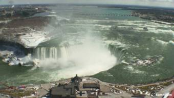 Webcam Niagara Falls, New York