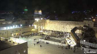 Webcam Gerusalemme