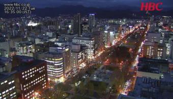 Webcam Sapporo