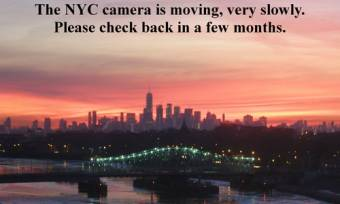 Webcam New York City, New York