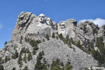 Webcam Mount Rushmore, South Dakota