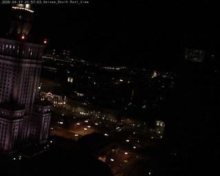 Webcam Warschau (Warszawa)
