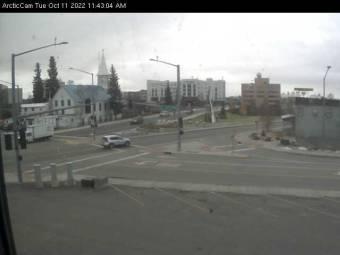 Webcam Fairbanks, Alaska