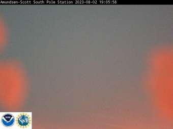 Webcam South Pole