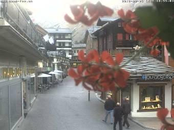 Webcam Saas-Fee