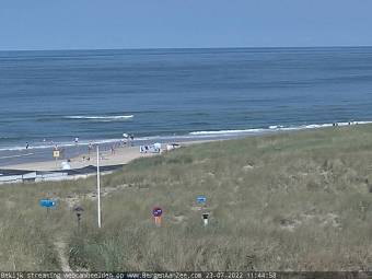 Webcam Bergen aan Zee