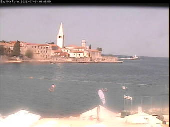 Webcam Poreč