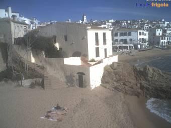 Webcam Calella de Palafrugell - Costa Brava