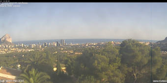 Webcam Calpe