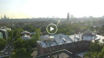 Webcam Moskau