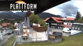 Plattform Live-Webcam