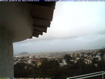 Webcam Denia