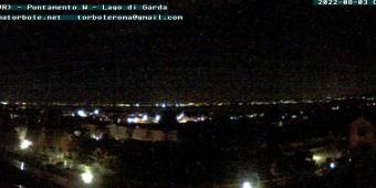 Interactive Webcam Bardolino