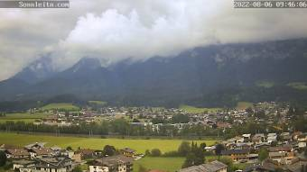 St. Johann in Tirol one hour ago