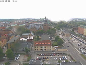 Webcam Kristianstad