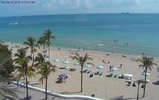 Webcam Fort Lauderdale, Florida