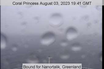 Webcam Coral Princess