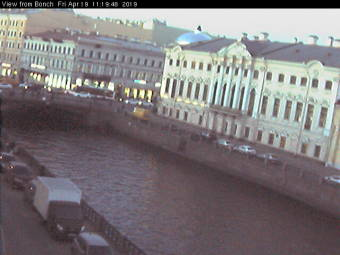 Webcam Saint Petersburg