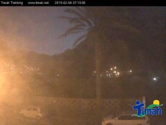 Webcam Valle Gran Rey (La Gomera)