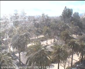 Webcam Malaga
