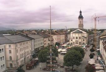 Webcam Traunstein