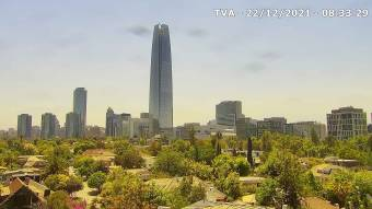 Webcam Santiago de Chile