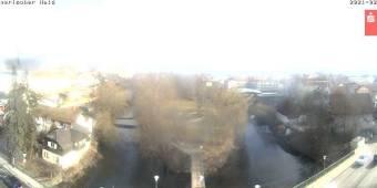 Webcam Regen