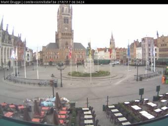 Webcam Brügge