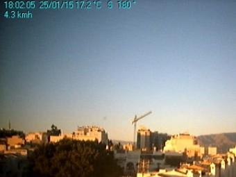 Webcam Almeria
