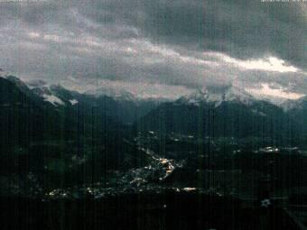 Panoramablick Berchtesgaden