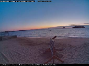 Webcam Saint-Malo