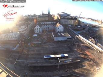 Webcam Stoccolma