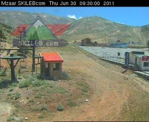 Webcam Faraya-Mzaar